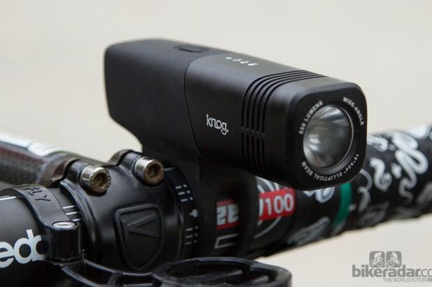 The Blinder ARC 5.5 uses a unique elliptical reflector