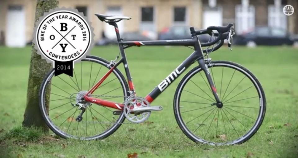 The BMC Team Machine SLR02