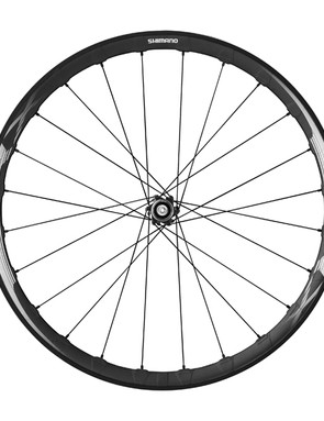 Shimano WH-RX830 front wheel