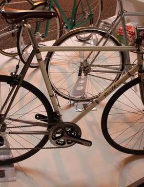 At last year's Bespoked, Feather Cycles won Best in Show