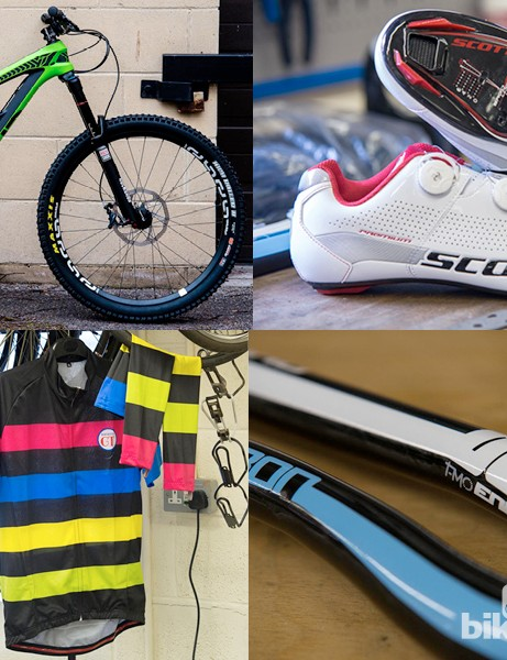 Friday Five-a-side: This week's best new road and MTB gear