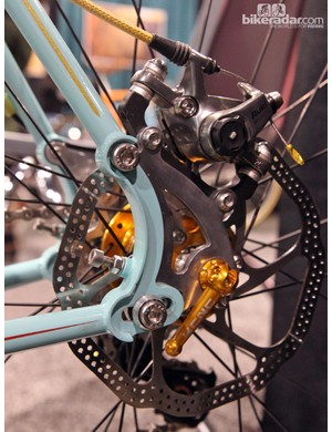 Capitol opted for rocker-type disc dropouts from Black Cat