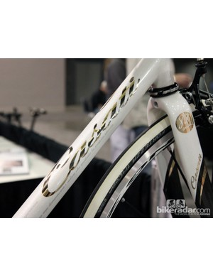Casati dresses up this special edition with real gold plating