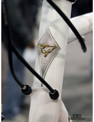 The head tube badge pretty much says it all