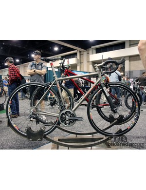 Engin Cycles builder Drew Guldanian has now switched exclusively to titanium production