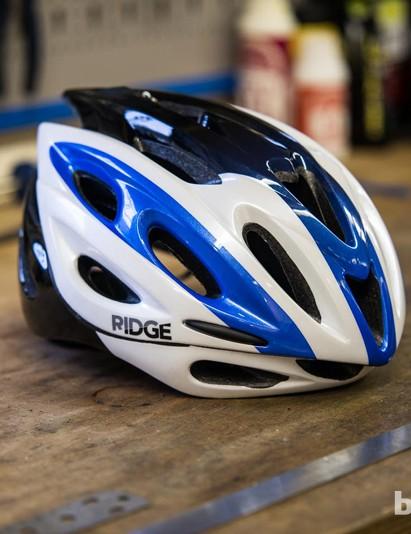 Ridge Road Ride Air helmet