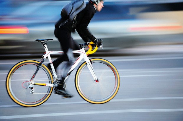 The chief medical officer has called on people to be more active, such as cycling more