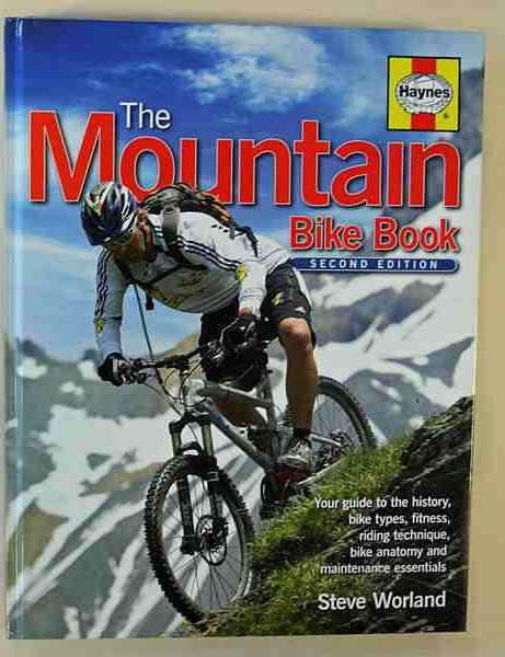 Steve Worland was a prolific writer and edited Haynes Complete Book of Mountain Biking
