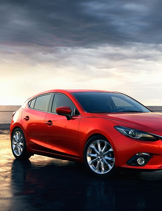 The all-new Mazda3 Hatchback with stunning KODO - Soul of Motion design; it looks sleek, powerful and poised from any angle