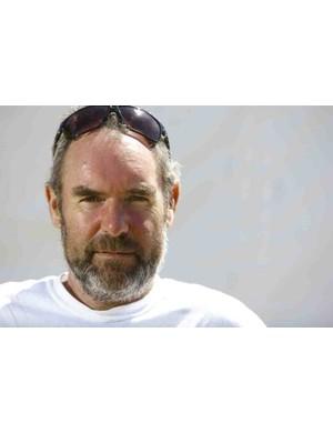 Steve Worland was an ever popular mountain bike journalist