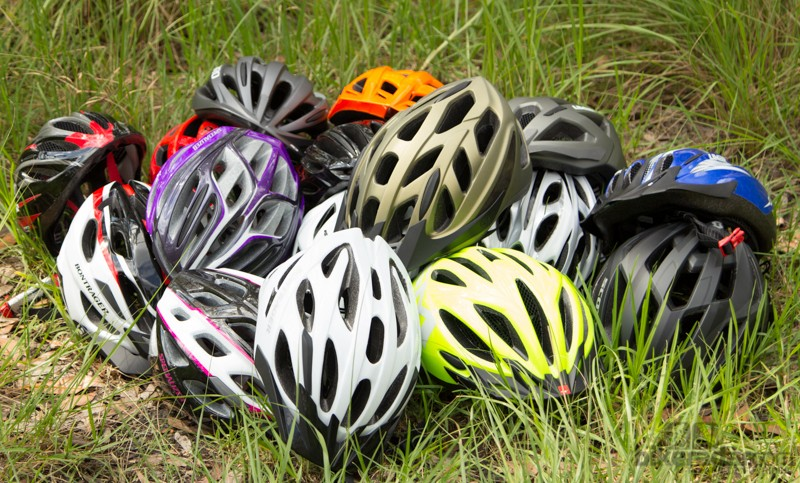 We tested 17 Australian standards-approved helmets - all under AUD$100