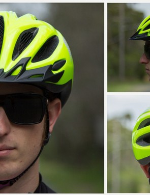 Met's 20 Miles helmet offers major visibility and urban styling