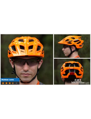 Lazer Ultrax helmet - auto-adjusting retention is great, but it comes at a huge weight penalty