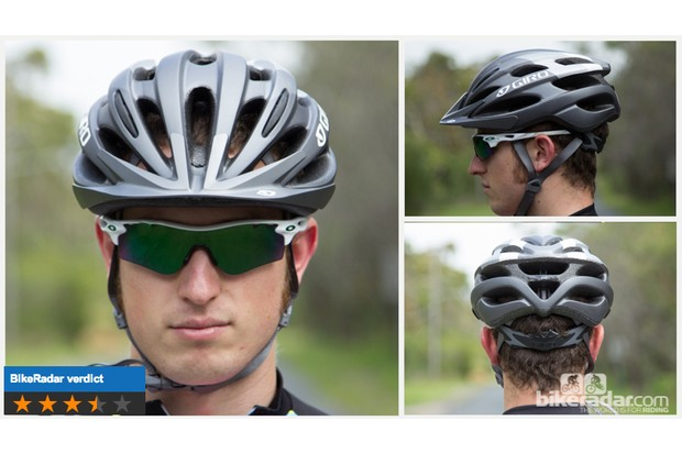 Giro Revel helmet - strong ventilation and no-fuss features make this a solid choice for general use