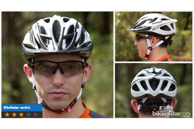 Limar 685 helmet – it's essentially the same helmet as the 660 road model, and the 685's visor feels like an after-thought