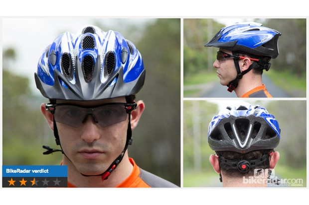 Limar 535 helmet - the low price-point means ventilation is limited, but it's a great budget choice