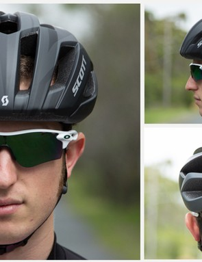 Scott ARX helmet - it's close to being brilliant, but is let-down by high wind-noise
