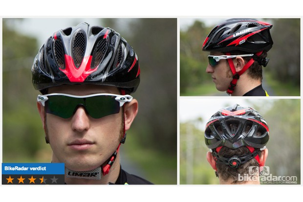 Limar 660 helmet - extremely lightweight and nicely padded, but a cheaper build quality compared with others