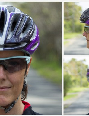 Specialized Aspire helmet - everything we loved about the Echelon II but with a ponytail-friendly retention system