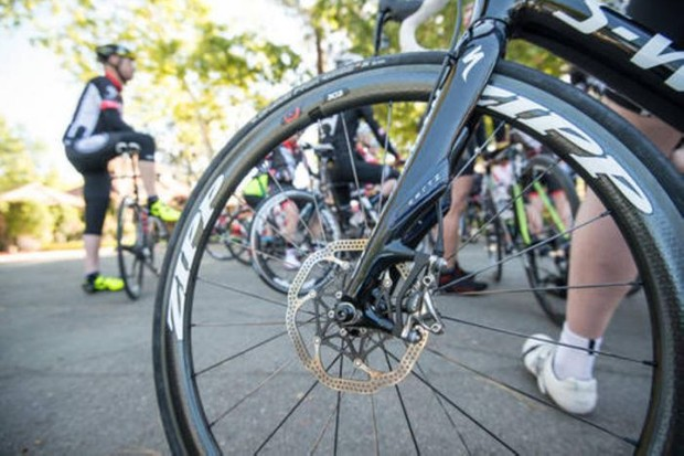 How do the road disc brakes from Shimano, SRAM and Campagnolo stack up?