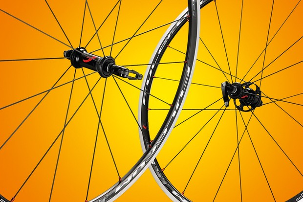 Fulcrum Racing 5 CX wheels