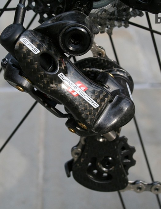 Campagnolo's electronic EPS technology