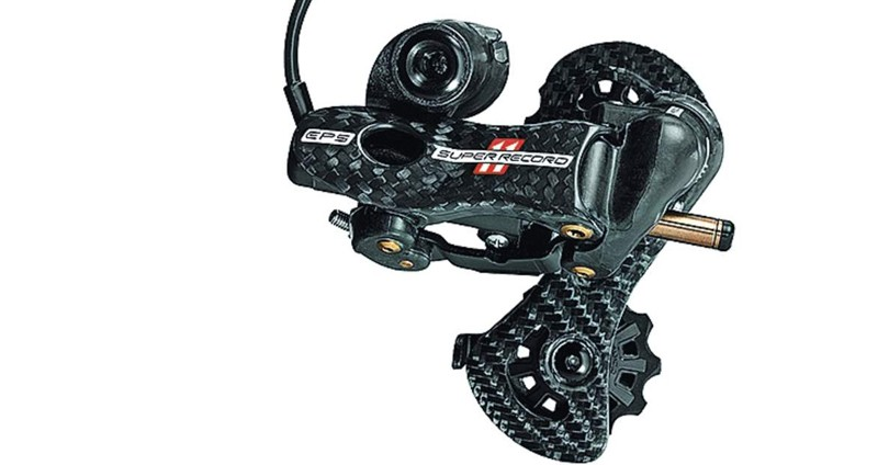Campagnolo set the benchmark in derailleur design