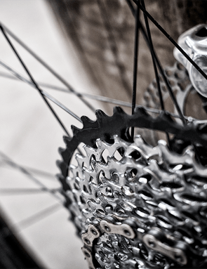 e*thirteen Extended Range EX cog - unfortunately it won't work with the now common 36T cassette size