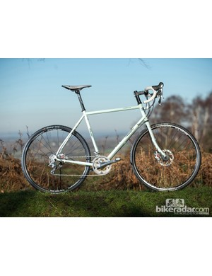 Cyclocross machine or a do-anything, go-anywhere bike? You decide…