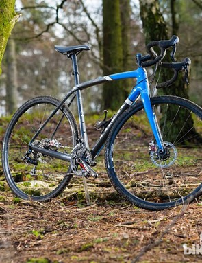 Trek's Boone 5 –at home among the rough stuff