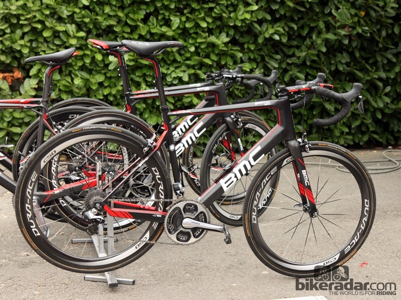 Taylor Phinney (BMC Racing Team) will take his first stab at the Ronde van Vlaanderen on the BMC GranFondo GF01