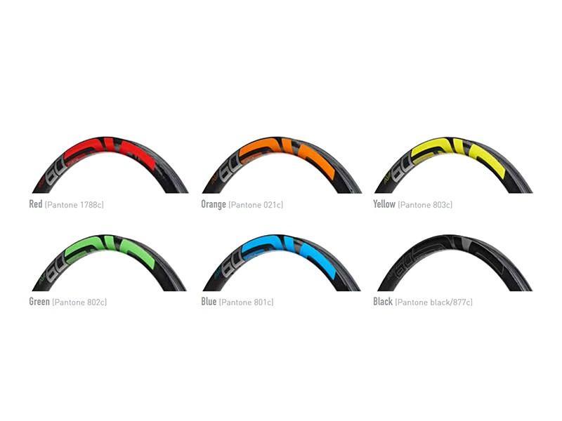 ENVE colour options