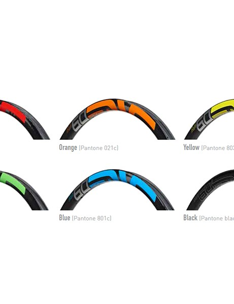 ENVE colour options