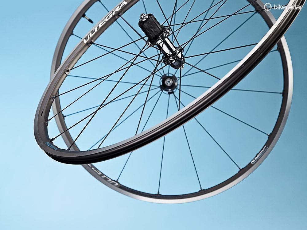 Shimano Ultegra WH6800 wheels