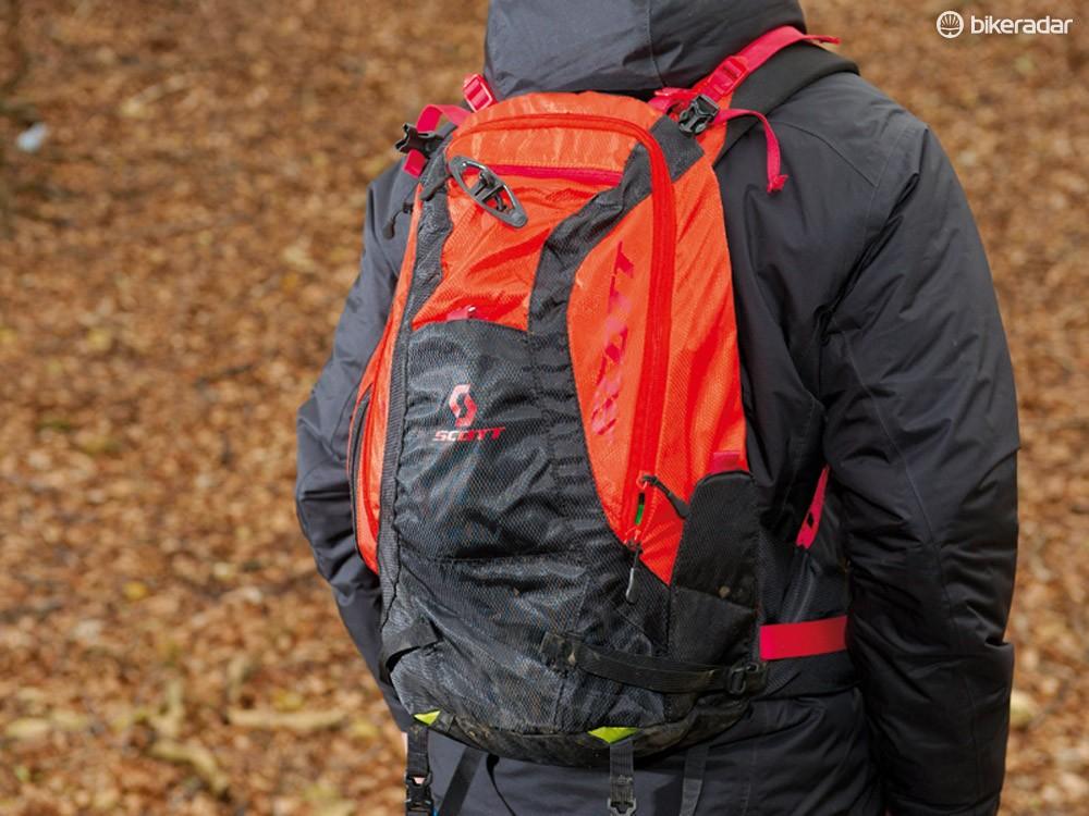 Scott Grafter Protec backpack