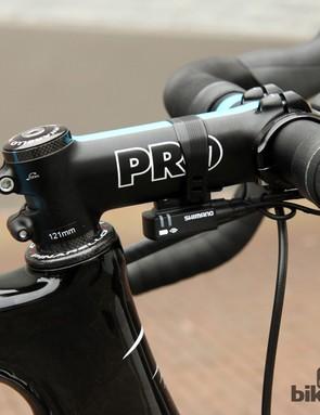 PRO produces stems for the Sky team in custom lengths