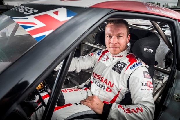 Sir Chris Hoy is about to start racing cars, instead of bikes