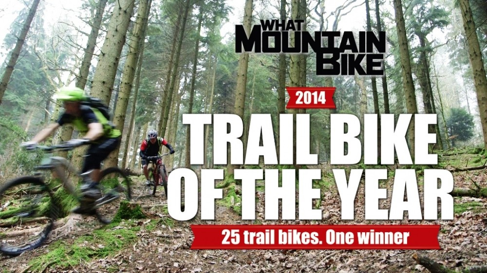 The What Mountain Bike Trail Bike of the Year 2014: sneak preview