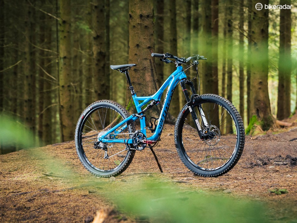 1a0d7475780 Specialized Stumpjumper FSR Comp EVO 650b – first ride - BikeRadar