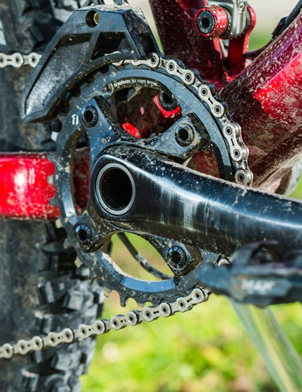 Overall the Spectral offers an unbelievably good 'tough trail favourites' kit selection