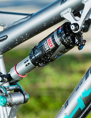 Excellent kit for the money includes RockShox at front and rear…
