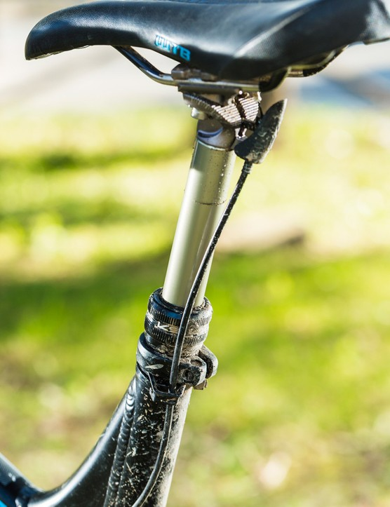 KS Super Natural Remote seatpost