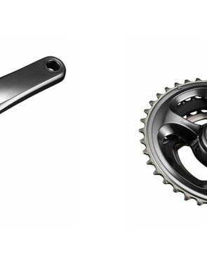 Shimano FC-M9000 and FC-M9020  chainsets