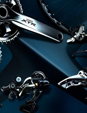Shimano XTR M9000 groupset
