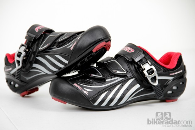 The Reid Cycles Race Advanced shoes pack plenty of features considering their $90 price tag