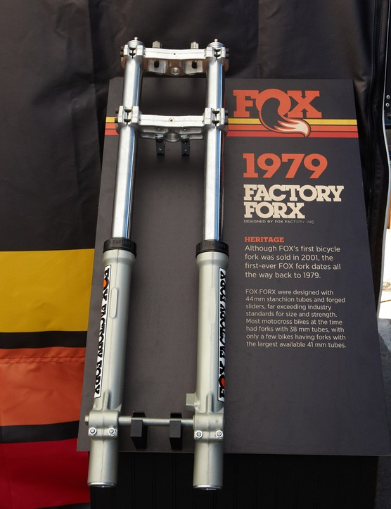 Fox 1979 Factory fork