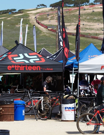 Big brands out in force at Sea Otter