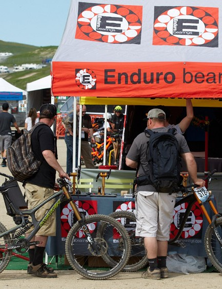 If you want to sell bike related kit at the moment, it seems the word 'enduro' does the job...
