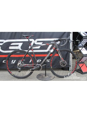 Felt has a whopping nine cyclocross bikes in its 2015 line-up