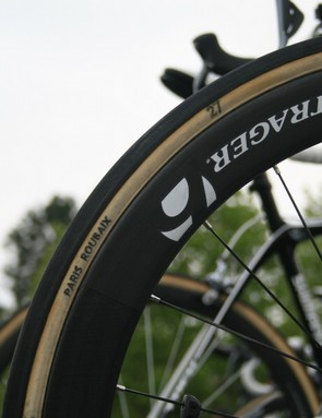 More FMB tires: this time 27mm at Trek Factory Racing